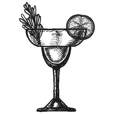 Icône cocktail